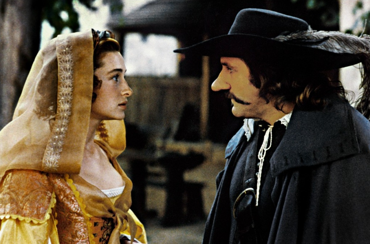 Cyrano de Bergerac, di Jean-Paul Rappeneau (1990)
