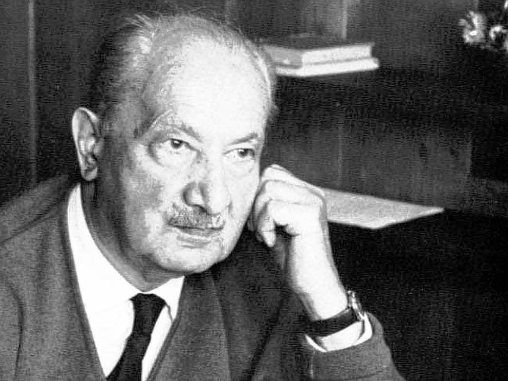 Parola e poesia in Martin Heidegger
