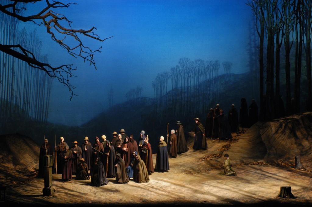 Tannhauser di Wagner (allestimento di James Levine)