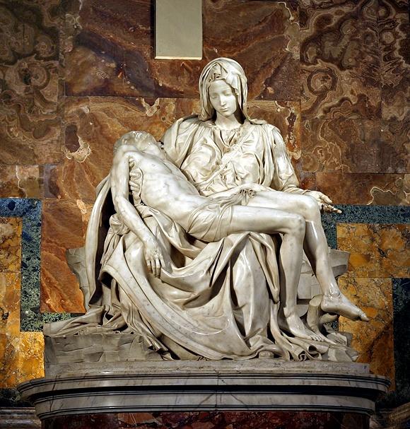 Michelangelo. Pietà