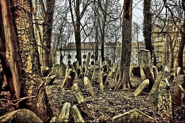 Vecchio cimitero ebraico, Praga