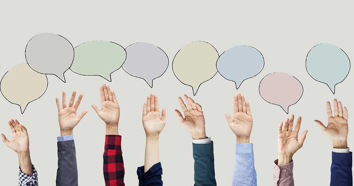 Comunità di discorso e convenzioni critiche