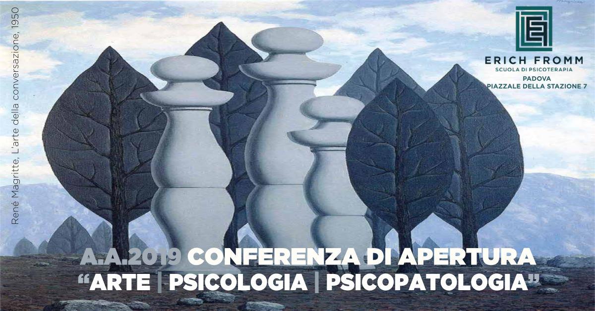Arte, psicologia, psicopatologia