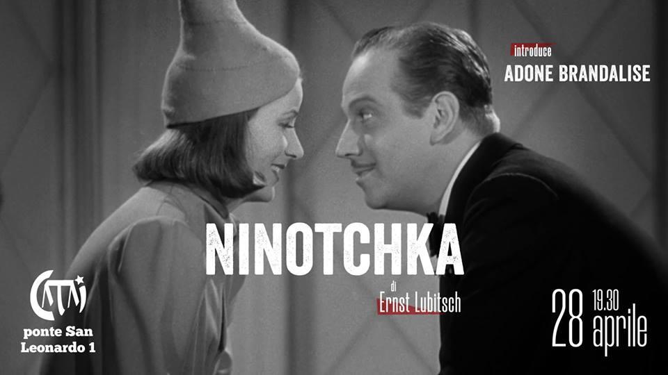 """Introduzione a """"Ninotchka"""" di Ernst Lubitsch"""