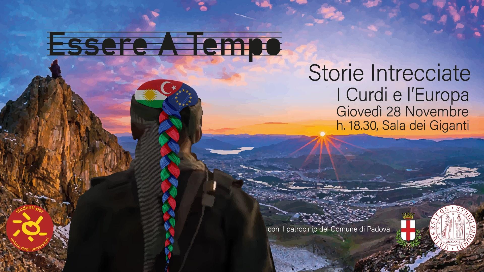 Storie intrecciate. I curdi e L'Europa