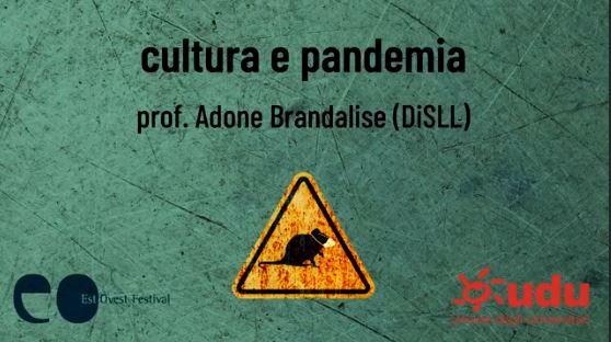 Cultura e pandemia