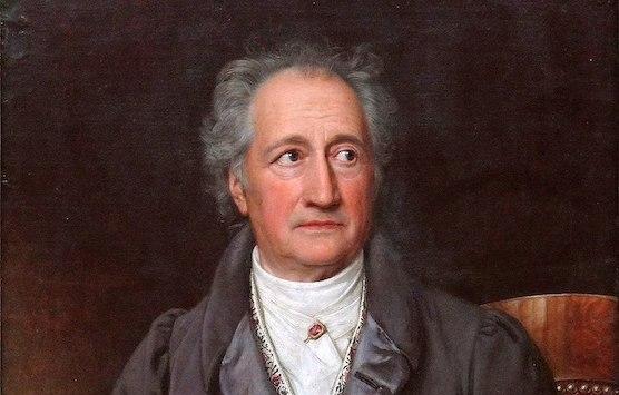 Goethe: poesia e pensiero